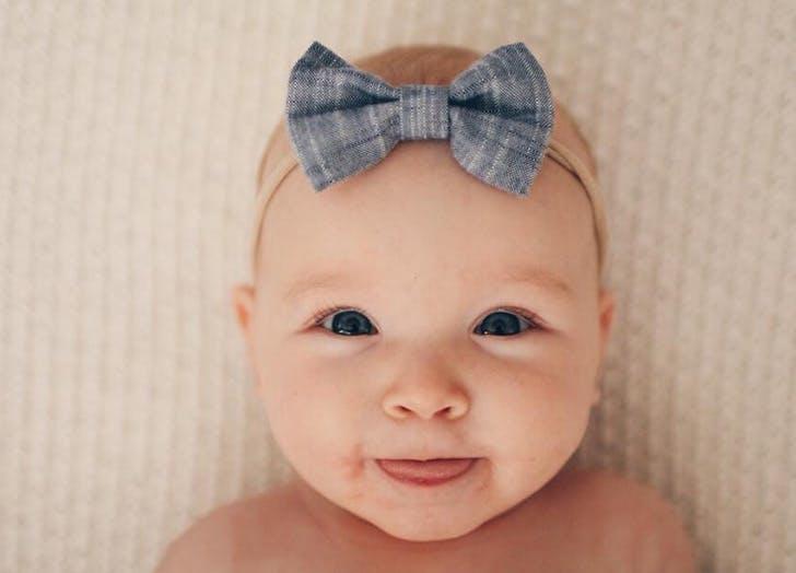 lucky baby evangeline