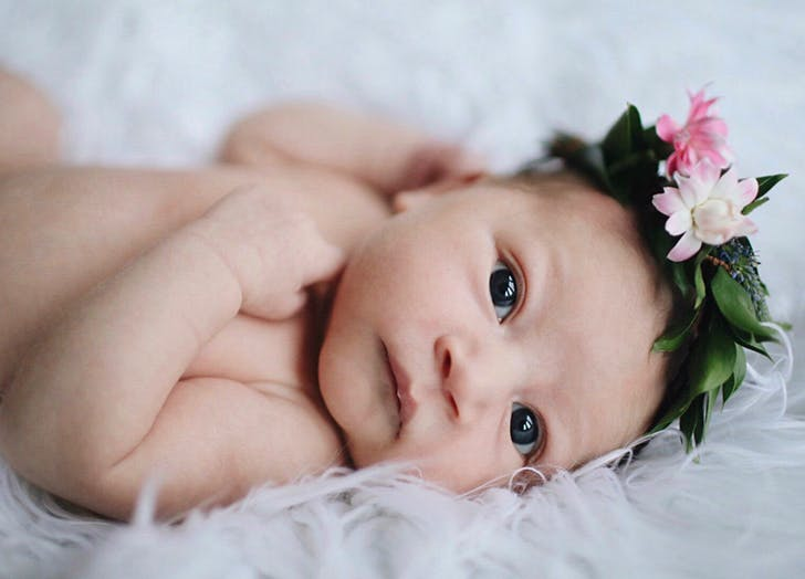 lucky baby karma