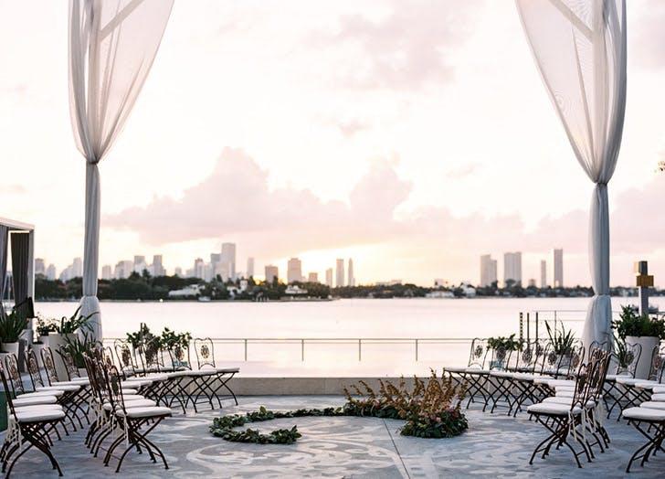 mondrian south beach wedding venue