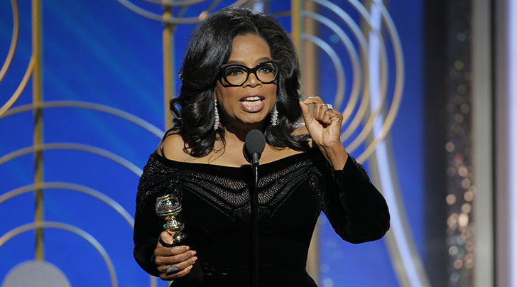 Oprah *Finally* Weighs on Whether She Will Or Won't Run For President