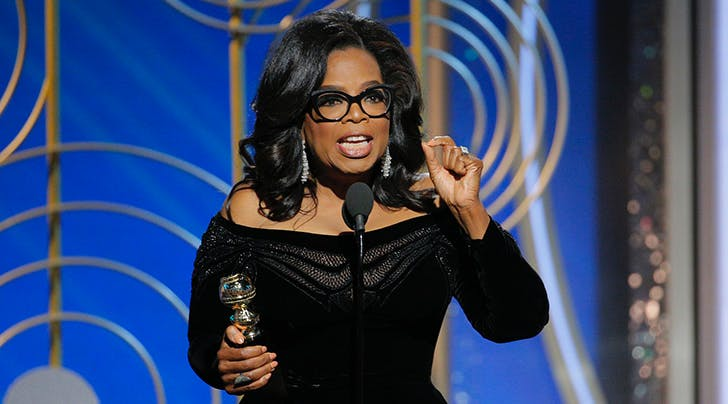 Oprah *Finally* Weighs In on Whether She Will or Wont Run for President