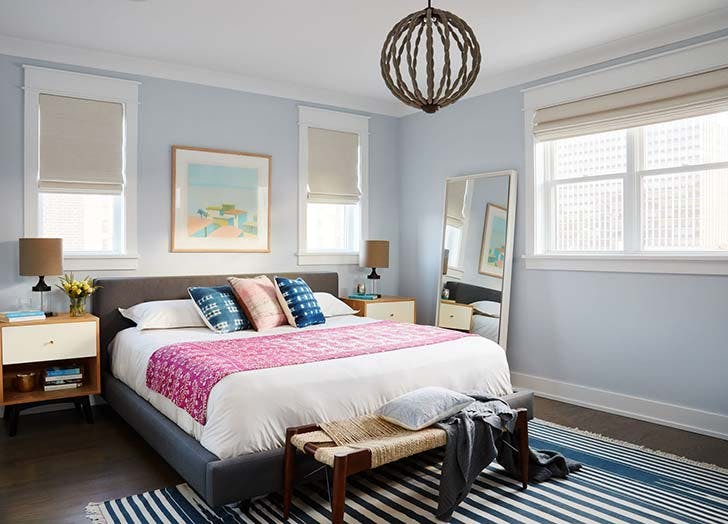 Here's What Color You Should Paint Your Bedroom, According to Your Zodiac Sign