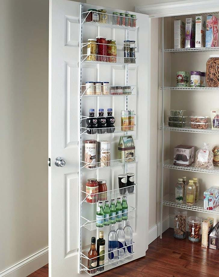 pantry door organizer