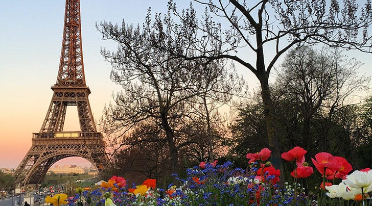 Why Taking a Trip to Paris Is Better Than Buying a Flat Screen, According to Science