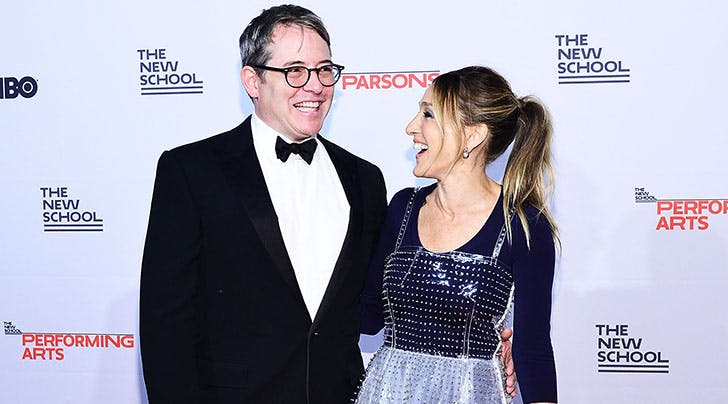 Sarah Jessica Parker Says *This* Is the Secret to Her 20-Year Marriage