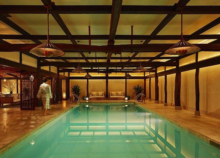 shibui spa greenwich hotel NY