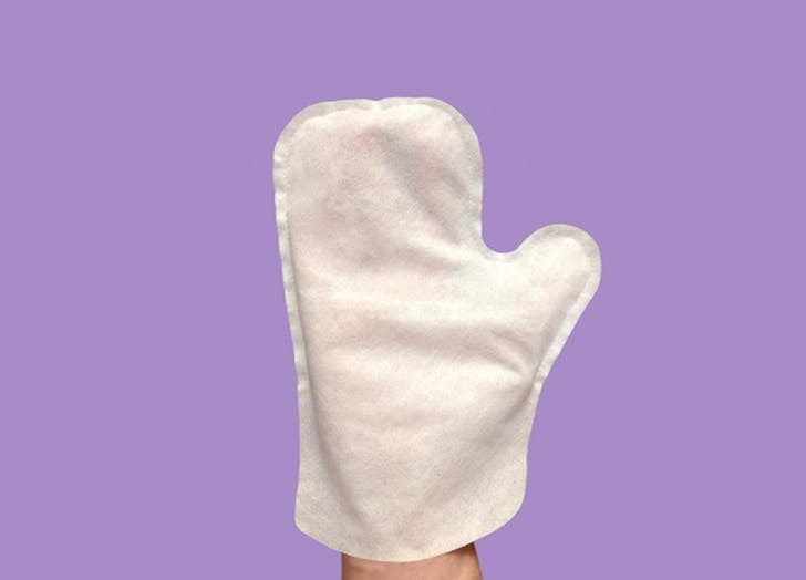 Welp, Somebody Invented a Mitten for Wiping Kids Butts