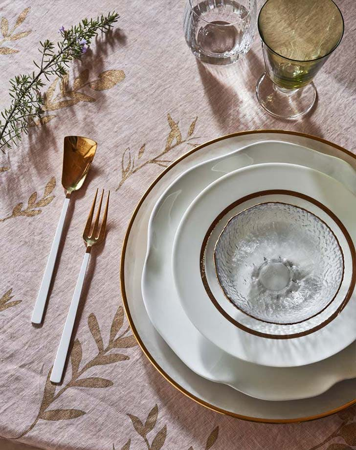 spring tabletop pink zara