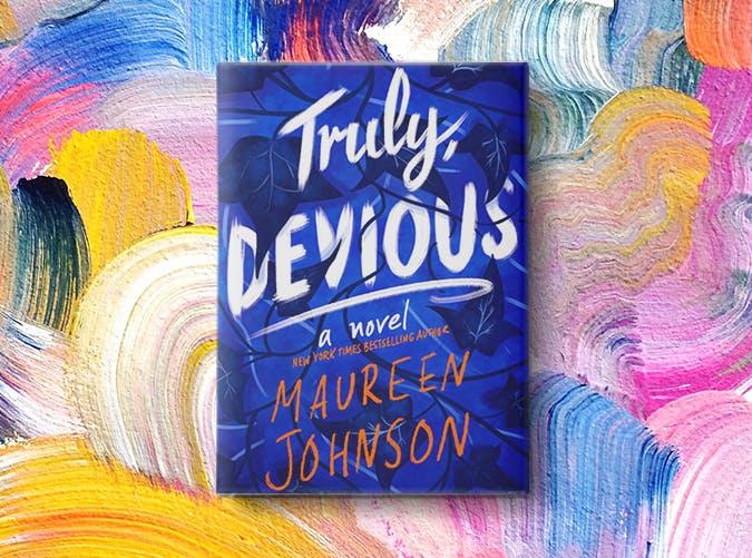 truly devious maureen johnson
