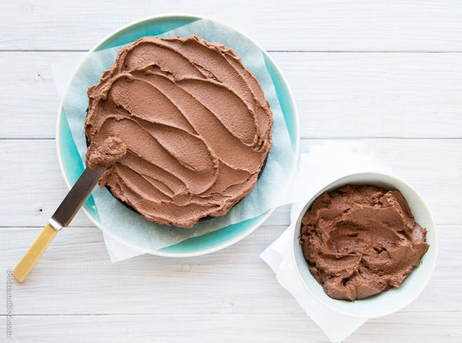 vegan chocoalte buttercream recipe