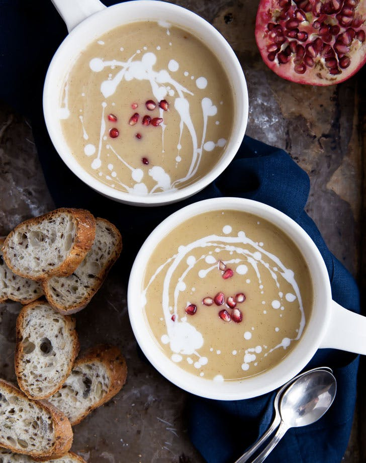 vegan white bean and squash soup recipe
