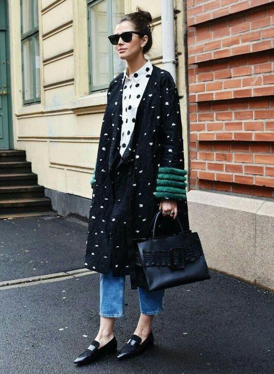 wear multiple polka dot pieces1