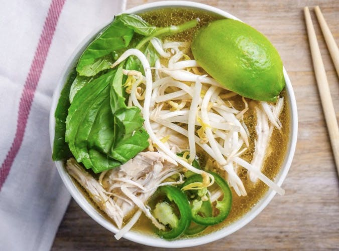 whole30 instant pot chicken pho recipe