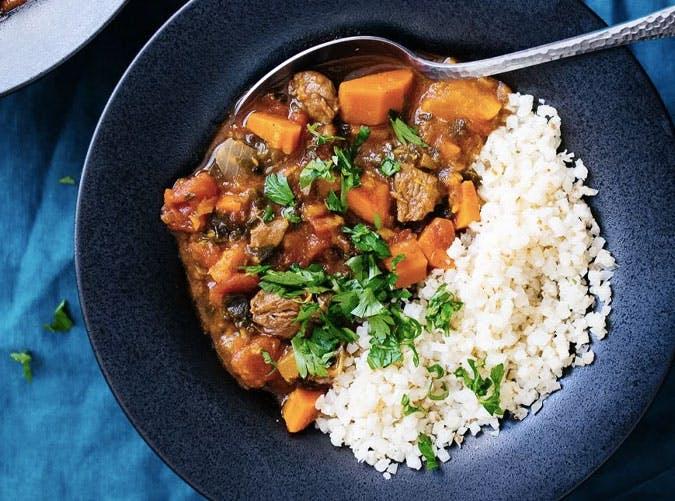 whole30 instant pot moroccan stew recipe