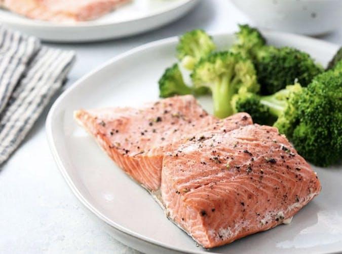 whole30 instant pot salmon recipe