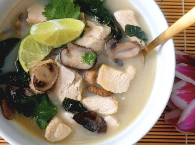 whole30 instant pot thai lemongrass soup recipe