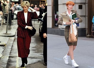 5 Yuppie Fashion Trends Making a Comeback , PureWow