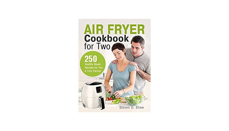 AirFryer Cookbook for Two