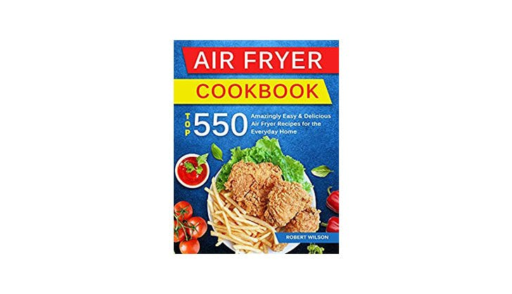 Airfryer Cookbook for Families
