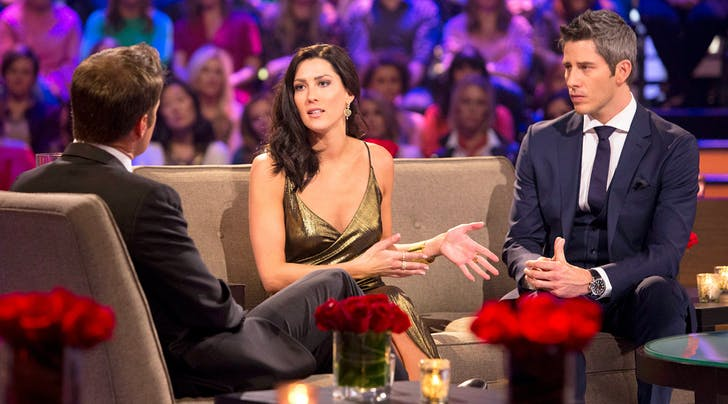 Arie Luyendyk Jr. Says He Broke Up with Becca Kufrin So She Could Be the Bachelorette & We're Rolling Our Eyes