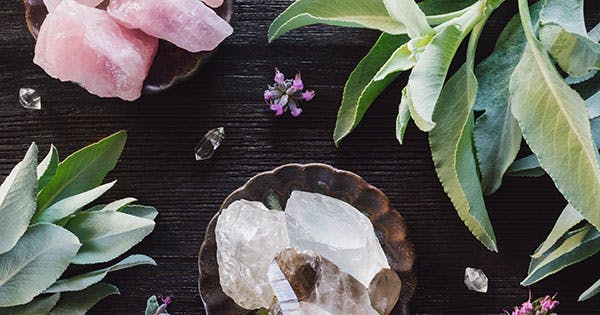 The 6 Essential Healing Crystals For Your Mystical Wellness Arsenal