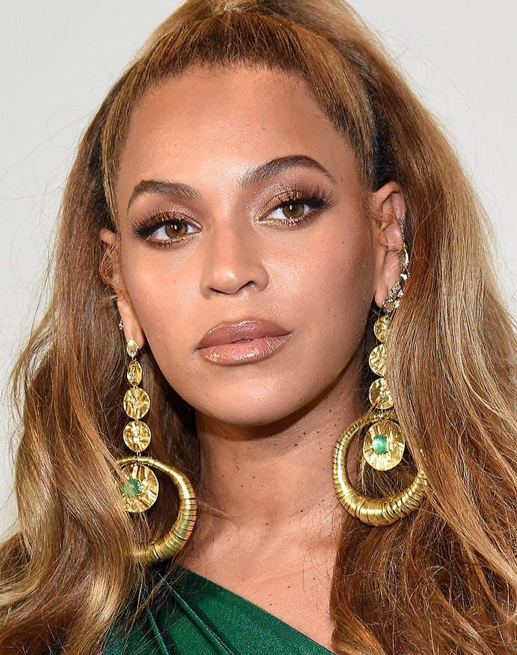 Beyonce Almond Eyes