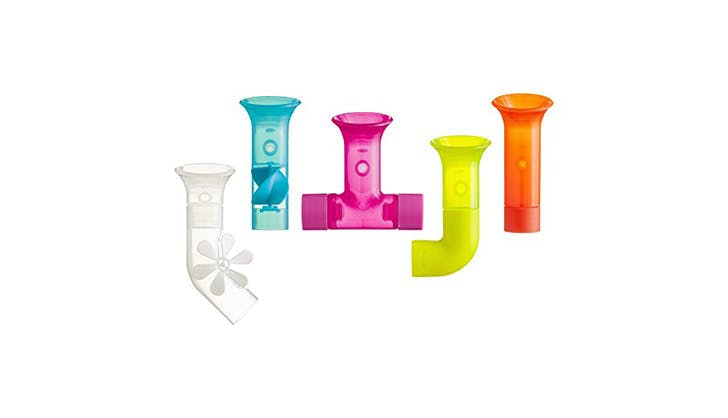 Boon BATH PIPES TOY SET