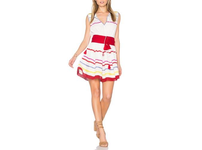 Carolina K Mini Tiered Dress