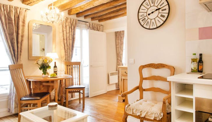 Charming 1 Bedroom in the Bastille