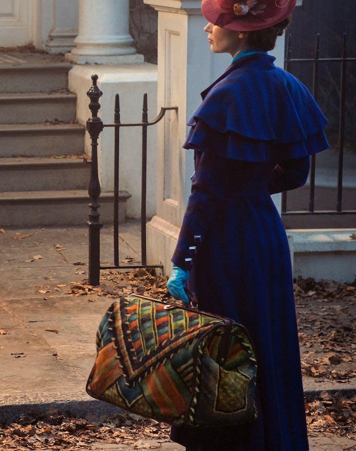 Emily Blunt Mary Poppins Returns Disney