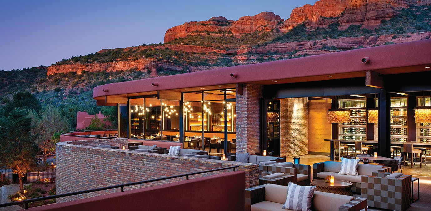 Enchantment Resort  Sedona  Arizona resorts that feel like westworld
