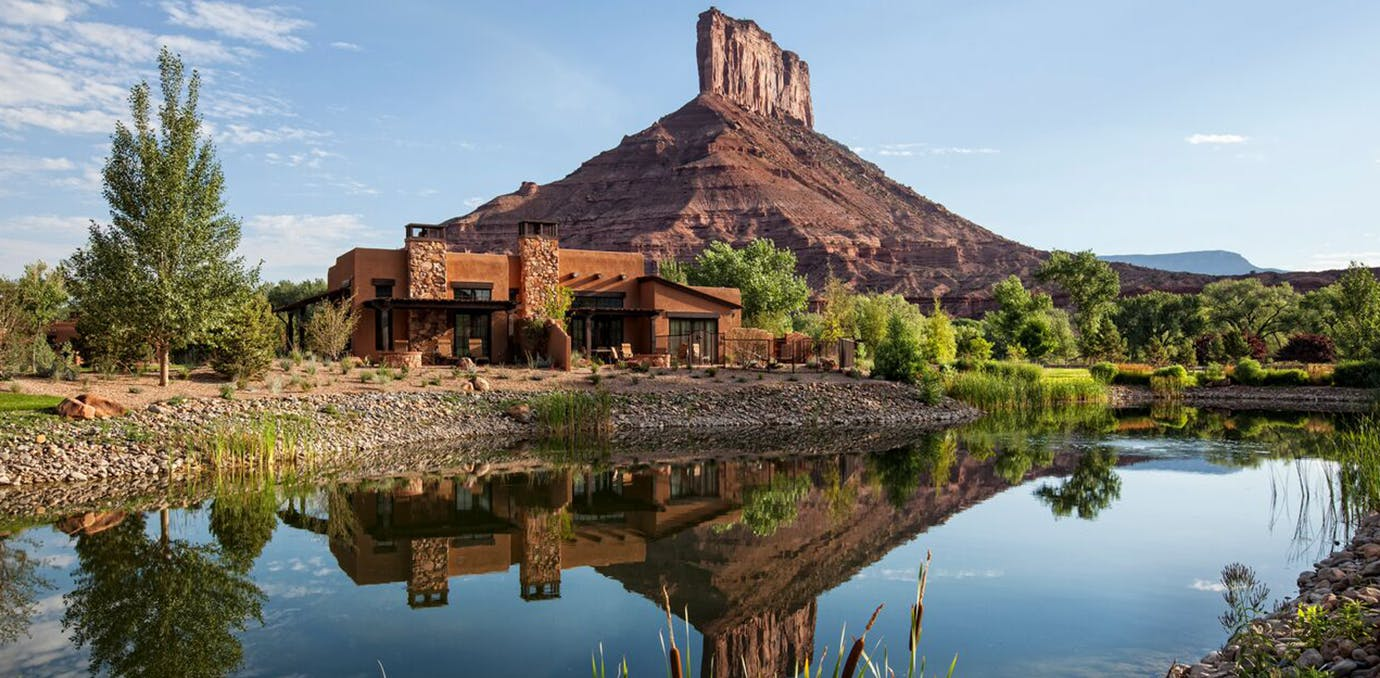 Gateway Canyons Resort   Spa  Gateway  Colorado resorts that feel like westworld