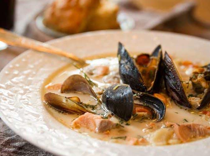 Irish Seafood Chowder recipe