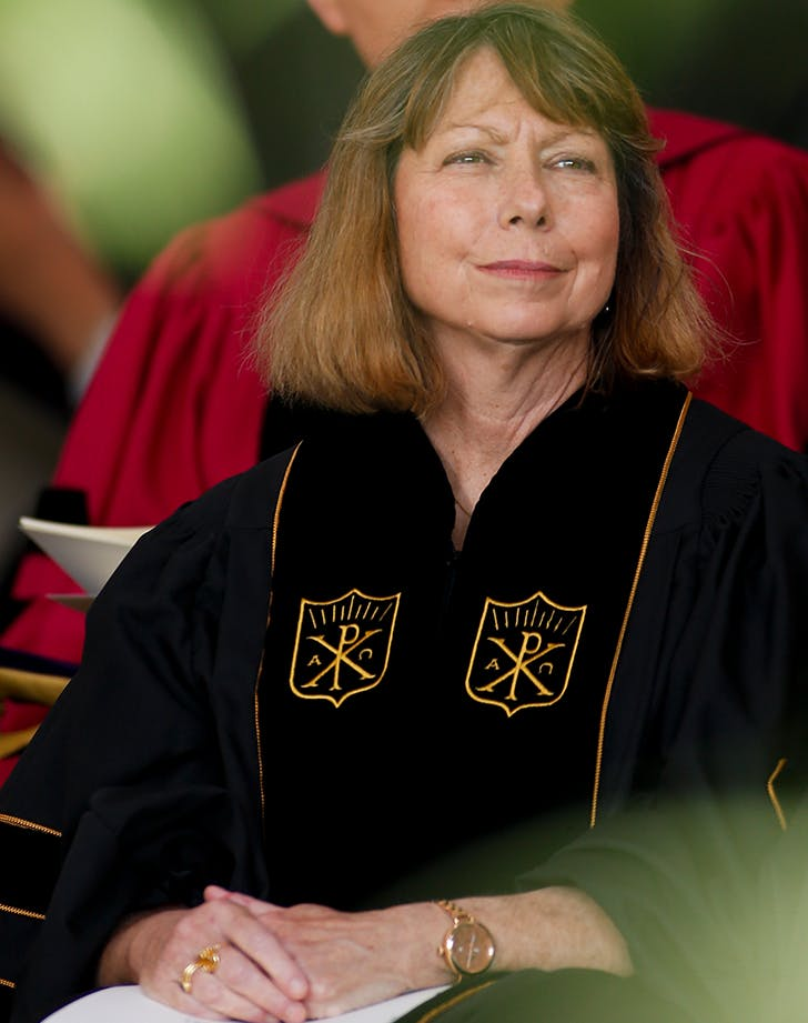 Jill Abramson of the NYTimes