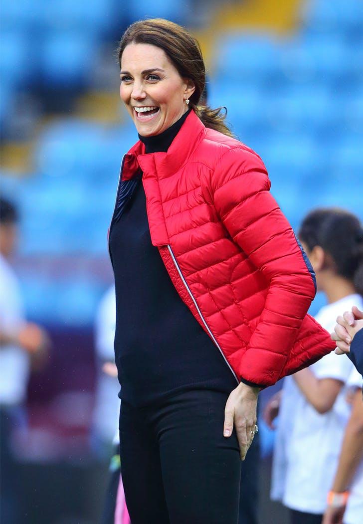 Kate Middleton Athleisure outfit