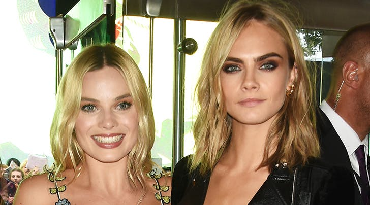 Once Upon a Time, Margot Robbie & Cara Delevingne Prank Called Prince Harry