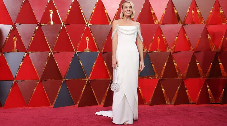 This $36 Product Is the Reason Margot Robbie Can Wear High Heels All Night
