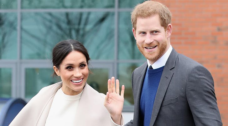 Prince Harry & Meghan Markles Wedding Will Include 250 Special Guests