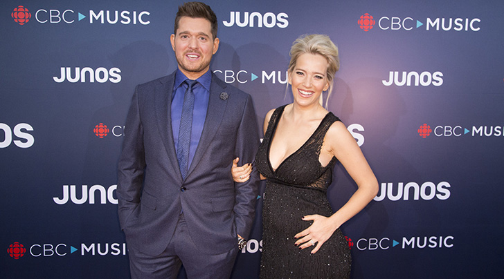 Michael Buble gets Juno Awards show underway tonight in Vancouver
