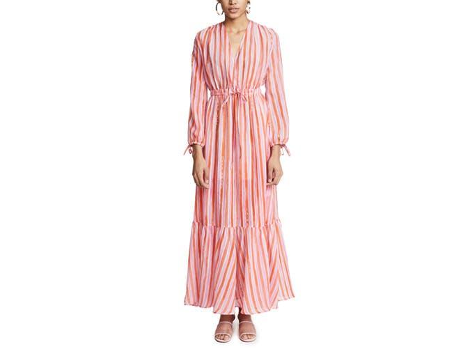 Mira Mikati Tiered Dress