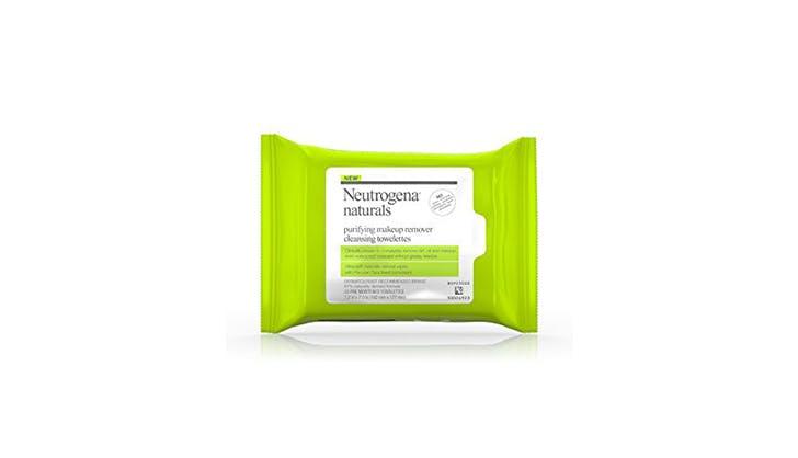Neutrogena Naturals Cleansing Wipes