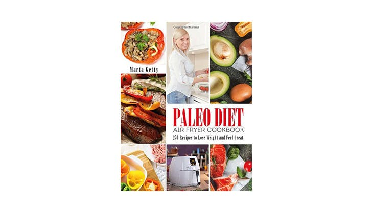 Paleo Air Fryer Cookbook