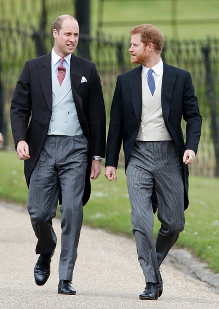Prince Harry Meghan Markles Wedding Dress Code