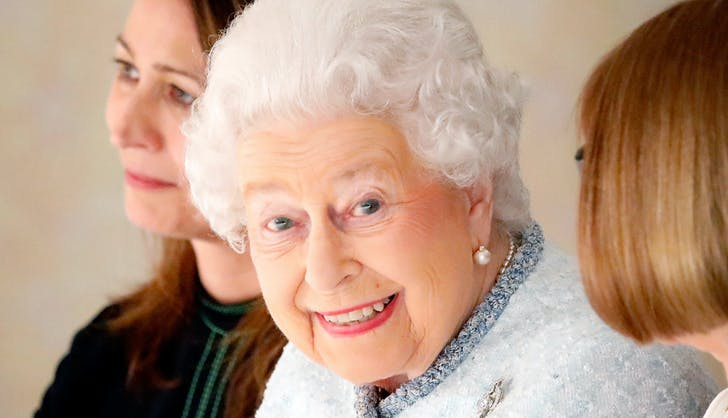 Queen Elizabeth Happy1