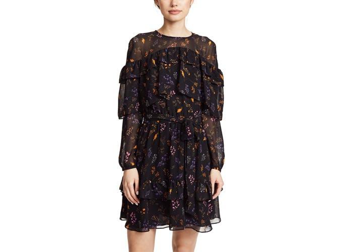 Rebecca Minkoff mini long sleeve dress