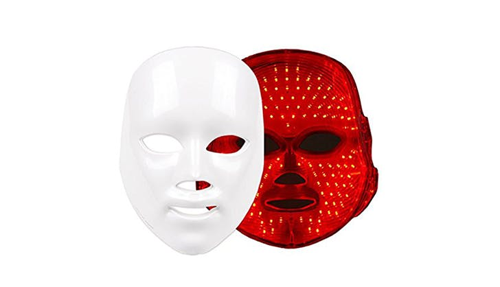 Shani Darden LED face mask