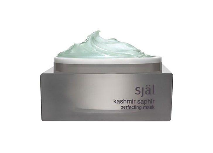 Sjal Kashmir Saphir Perfecting Mask 1