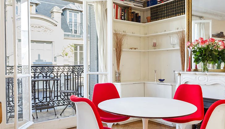 Stylish Flat in the Heart of the Marais