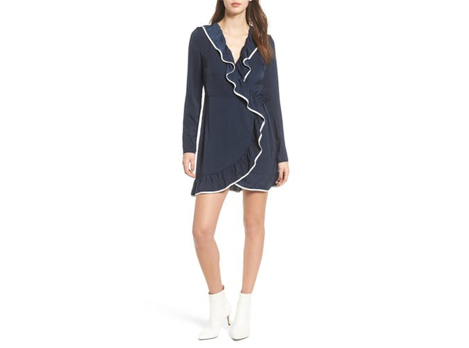 The Fifth Label Long Sleeve Mini Dress