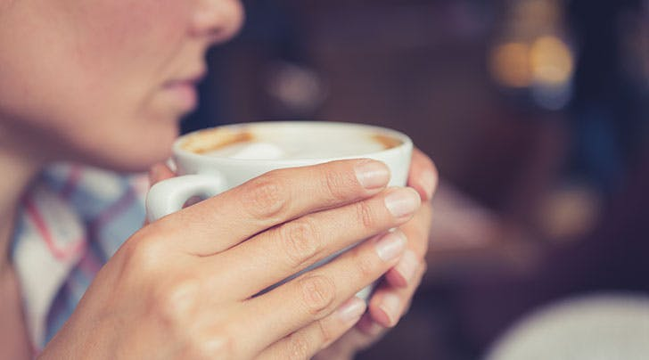Why You Should Be Putting Coconut Oil in Your Coffee